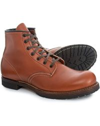 Red Wing Heritage Beckman Boots - Brown