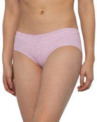 Commando Cotton Panties - Pink