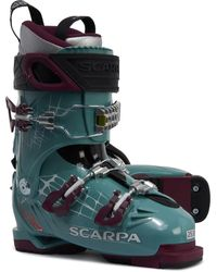 SCARPA - Made In Italy Freedom Alpine Touring Ski Boots - Lyst