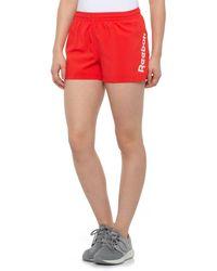 Reebok Retro Winners Shorts - Red
