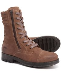 Taos Footwear Made In Portugal Renegade Boots - Brown
