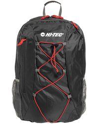 Hi-Tec Packable 20l Backpack - Black
