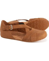 Teva Mahonia Mary Jane Shoes - Brown