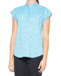 Mammut Calanca Shirt - Blue