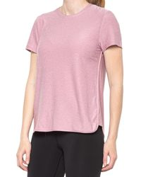 32 Degrees Featherlight Cool Jersey T-shirt - Pink