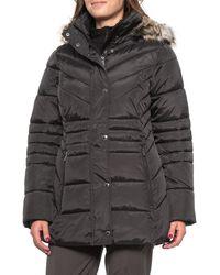 London Fog 30?? Stand-up Collar Jacket - Black