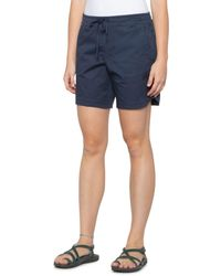 Mammut Camie Shorts - Blue