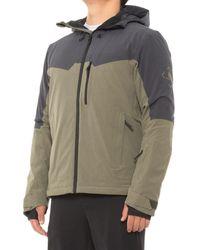 Salomon Untracked Primaloft(r) Ski Jacket - Multicolor