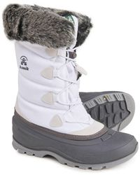 Kamik Momentum 2 Thinsulate(r) Winter Boots - Multicolor