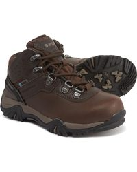 856a369d1ef Altitude Vi Leather Hiking Shoes - Brown
