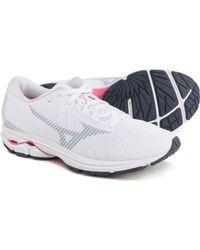 Mizuno Wave Rider 23 Running Shoes - White