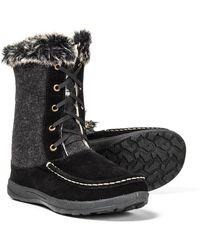 Woolrich Doe Creek Ii Boots - Black
