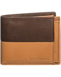 James Campbell - Bifold Wallet With Removable Passcase - Lyst