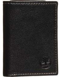 Timberland Blix Slim Trifold Wallet - Black