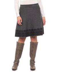 Adrienne Vittadini - Short Skirt (for Women) - Lyst