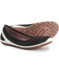 570c3646720d Ecco - Biom® Lite Athletic Ballet Flats - Lyst