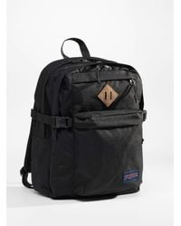 Jansport Campus Recycled Backpack - Black