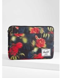 Herschel Supply Co. 13-inch Anchor Laptop Case (women, Pink, One Size) - Multicolor