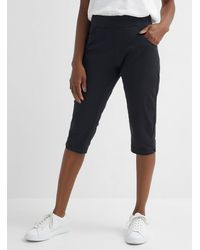 Columbia Anytime Casual Stretch Capris - Black
