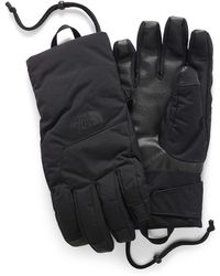 The North Face Guardian Techno Gloves - Black