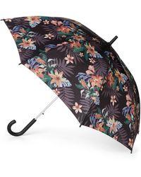 Herschel Supply Co. Voyage Umbrella - Grey