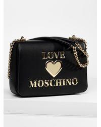Love Moschino Handbag - Black