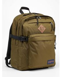 Jansport Campus Recycled Backpack - Green