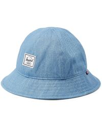 Herschel Supply Co. Handerson Bucket Hat - Blue
