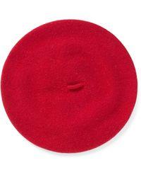 Parkhurst Classic Beret - Red