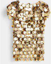 Paco Rabanne Golden - Metallic