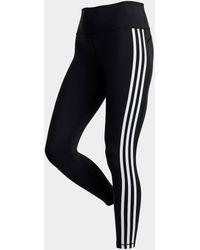 adidas Believe This Triple Stripe 7/8 legging - Black