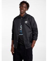 Vans Black Torrey Coach Jacket