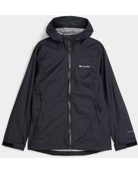 Columbia Evapouration Waterproof Jacket - Black
