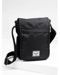 Herschel Supply Co. Flap Shoulder Bag - Black