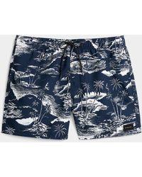Rip Curl Archipelago Swim Trunk - Blue