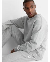 Reigning Champ Minimalist Athletic Sweatshirt - Grey