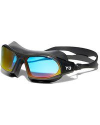 Y-3 Y-3 Swimming goggles (men, Black, One Size)