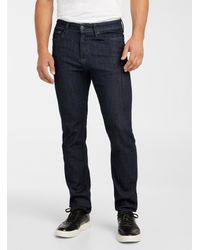 DUER Antibacterial Indigo Denim Jean Slim Fit - Blue