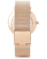 Cluse Minuit Metallic Watch