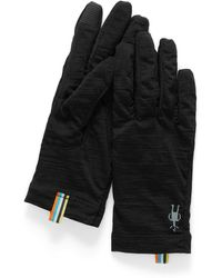 Smartwool 150 Merino Tactile Gloves - Black