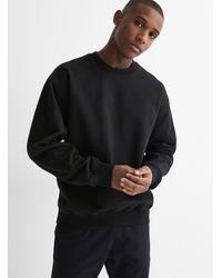 Reigning Champ Minimalist Athletic Sweatshirt - Black
