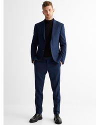 Tiger Of Sweden Jamonte Jacket Slim Fit - Blue
