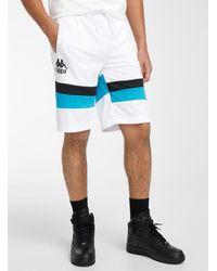 Kappa Authentic Football Endel Short - White