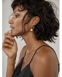 Jenny Bird Sila Ear Cuffs Set Of 2 - Metallic