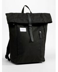 Sandqvist Dante Vegan Backpack - Black