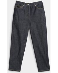 3.1 Phillip Lim Banana Organic Cotton Jean - Blue