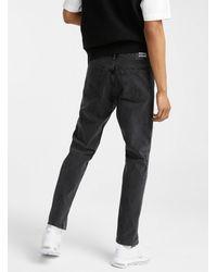 Dr. Denim Dash Night Black Jean Straight Fit