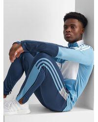 adidas Tiro Navy Mesh - Blue