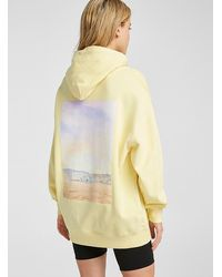 Icône Artistic Back - Yellow