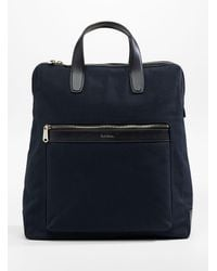 Paul Smith Convertible Professional Tote - Blue